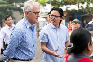Thủ tướng Úc Prince Production 5