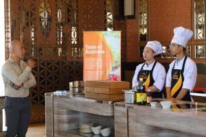 Taste of Australia in Danang 2018 Chụp ảnh sự kiện món ăn Đà Nẵng Prince Production 113