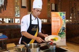 Taste of Australia in Danang 2018 Chụp ảnh sự kiện món ăn Đà Nẵng Prince Production 119