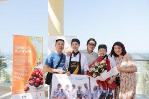 Taste of Australia in Danang 2018 Chụp ảnh sự kiện món ăn Đà Nẵng Prince Production 152