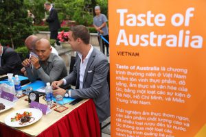 Taste of Australia in Danang 2018 Chụp ảnh sự kiện món ăn Đà Nẵng Prince Production 77