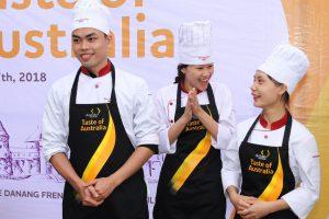 Taste of Australia in Danang 2018 Chụp ảnh sự kiện món ăn Đà Nẵng Prince Production 82