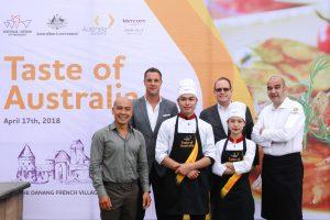 Taste of Australia in Danang 2018 Chụp ảnh sự kiện món ăn Đà Nẵng Prince Production 84