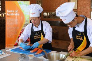Taste of Australia in Danang 2018 Chụp ảnh sự kiện món ăn Đà Nẵng Prince Production 99