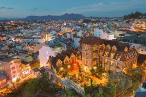 Chụp ảnh khách sạn Saphir Đà Lạt Prince Production 6