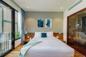 The Glomad Danang Hotel Chụp ảnh khách sạn Căn hộ Prince Production 10