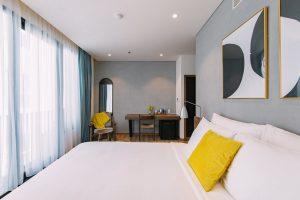The Glomad Danang Hotel Chụp ảnh khách sạn Căn hộ Prince Production 26