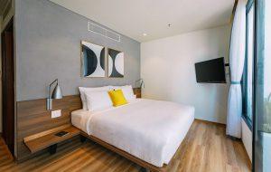 The Glomad Danang Hotel Chụp ảnh khách sạn Căn hộ Prince Production 29