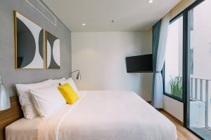 The Glomad Danang Hotel Chụp ảnh khách sạn Căn hộ Prince Production 31