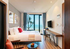 The Glomad Danang Hotel Chụp ảnh khách sạn Căn hộ Prince Production 32