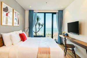The Glomad Danang Hotel Chụp ảnh khách sạn Căn hộ Prince Production 34