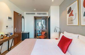 The Glomad Danang Hotel Chụp ảnh khách sạn Căn hộ Prince Production 38