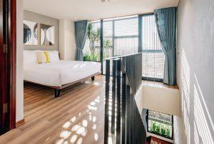 The Glomad Danang Hotel Chụp ảnh khách sạn Căn hộ Prince Production 48