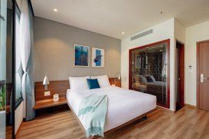 The Glomad Danang Hotel Chụp ảnh khách sạn Căn hộ Prince Production 6