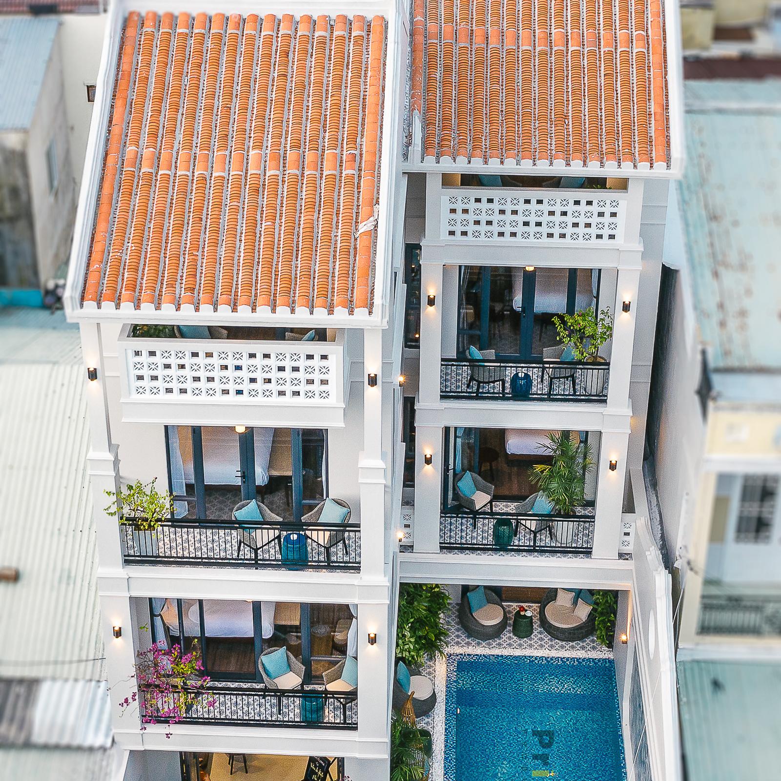 13 2 - Khách sạn Volar de Hoian